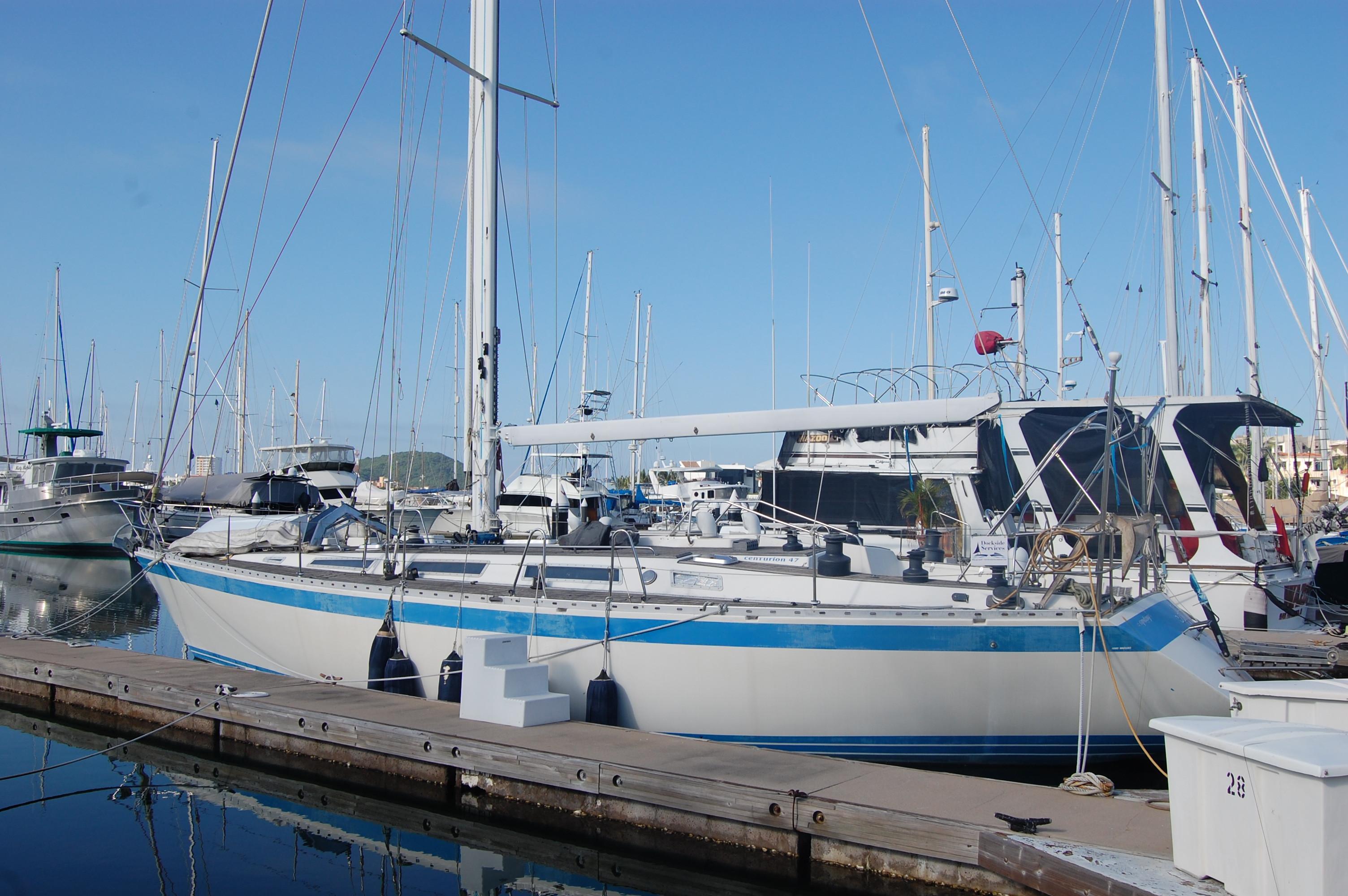 47' Wauquiez Centurion 47+Boat for sale!