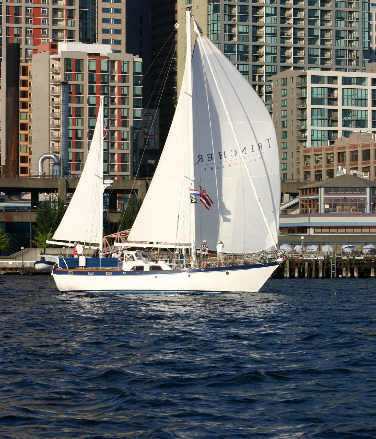1980 Transpacific Marine Transpac 49 Sail Boat For Sale