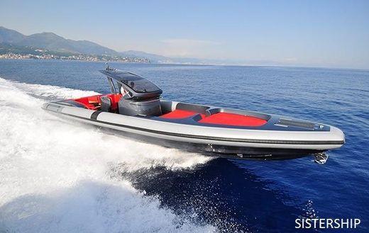 2013 Pirelli PZero 1400 Sport