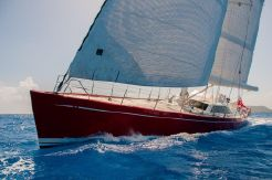 2003 Nautor's Swan 100' - Raised Salon