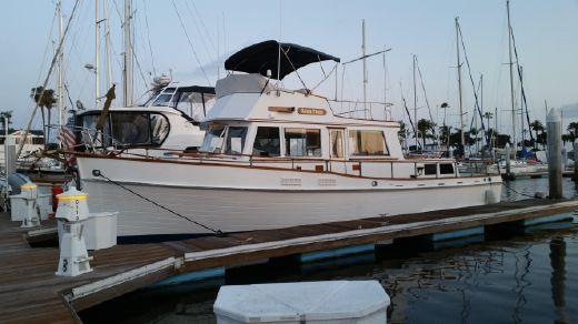1973 Grand Banks Classic Trawler