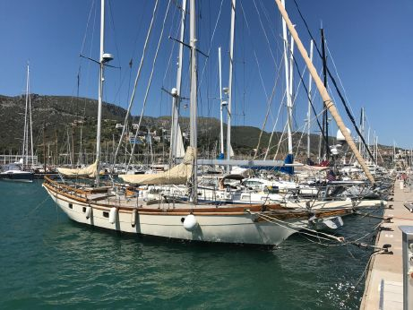 1980 Tung Hwa 63 Foot Blue Water Ketch Yacht