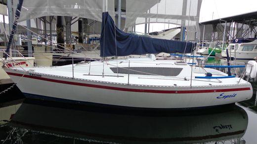 1984 Kirie Elite Fractional rig sloop