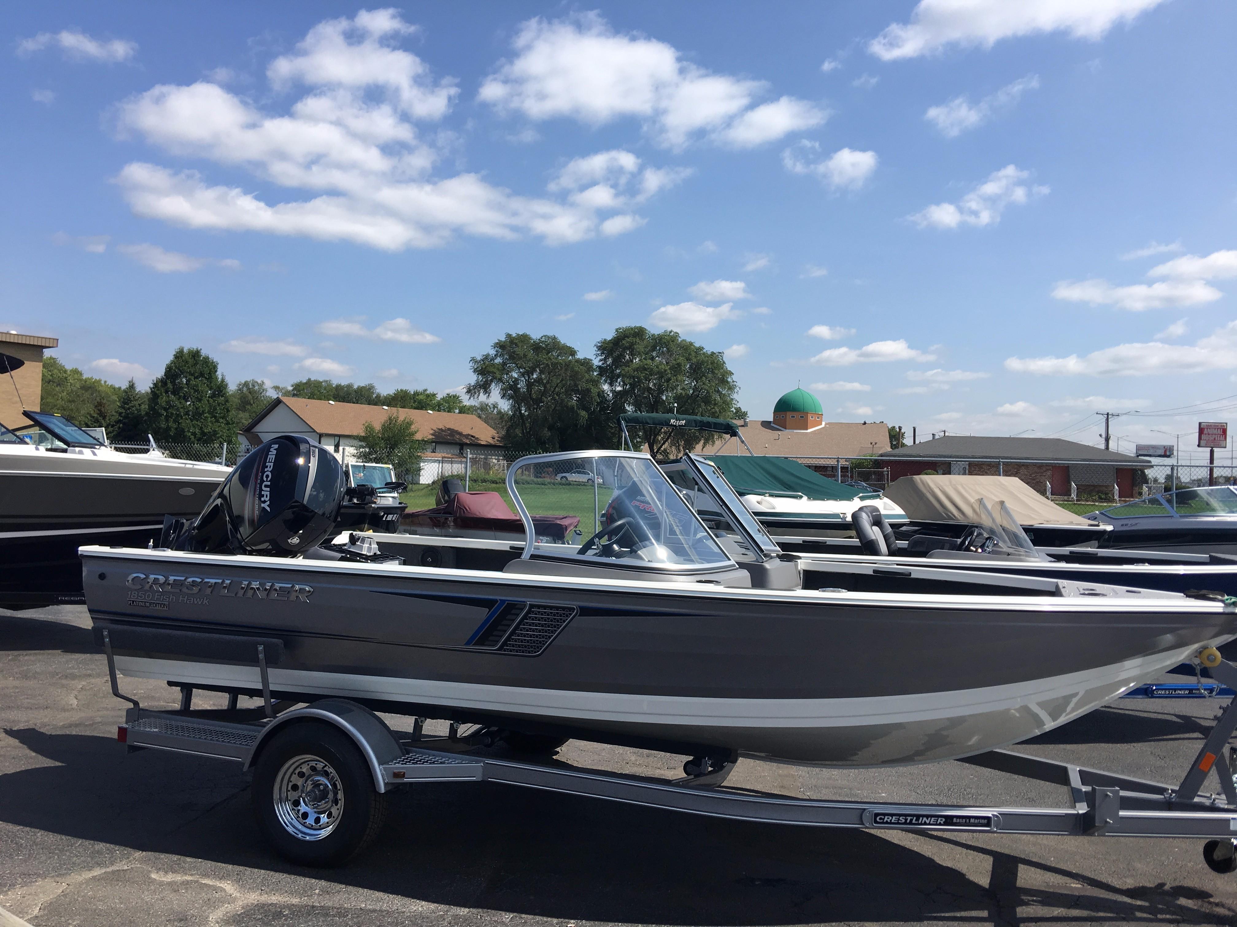 2018 Crestliner 1850 Fish Hawk Wt Power Boat For Sale Rhyachtworld: Fuel Tank Location On 1850 Fishhawk At Elf-jo.com