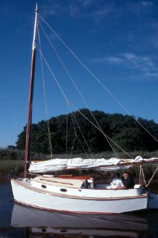 2000 Cape Cod Catboat