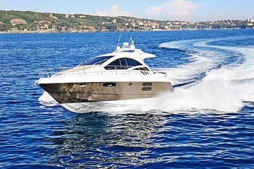2011 Queens Yachts 47 HARD TOP