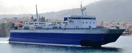 1994 Custom Fast RoPax Ferry