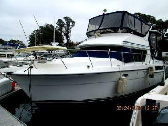 1994 Carver 370 Aft Cabin Motor Yacht
