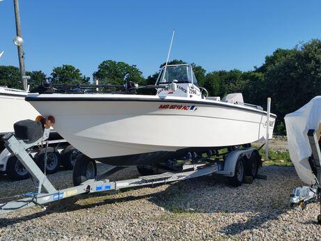 2001 Angler 2200 CC repower 2013