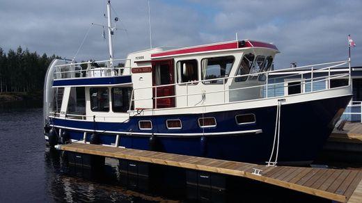 1988 Pedro Bora 37 Trawler
