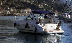 2005 Custom Cruiser Yacht 340
