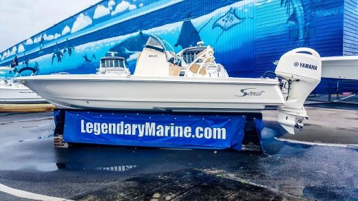 2016 Scout Boats 231 XS