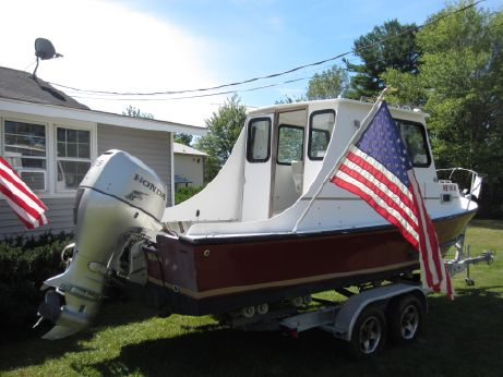 2006 Eastern Boats 22 Downeast