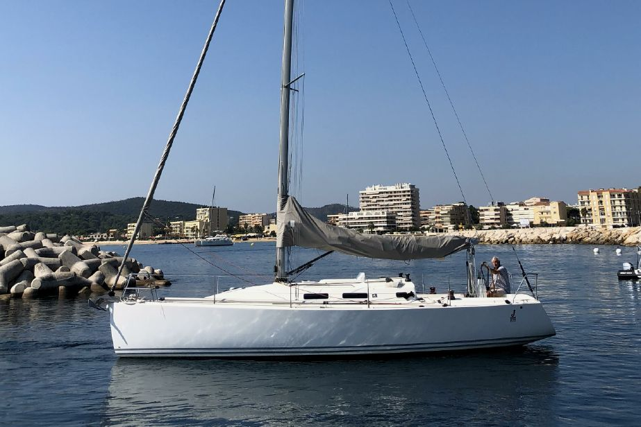 2006 j boats j 109