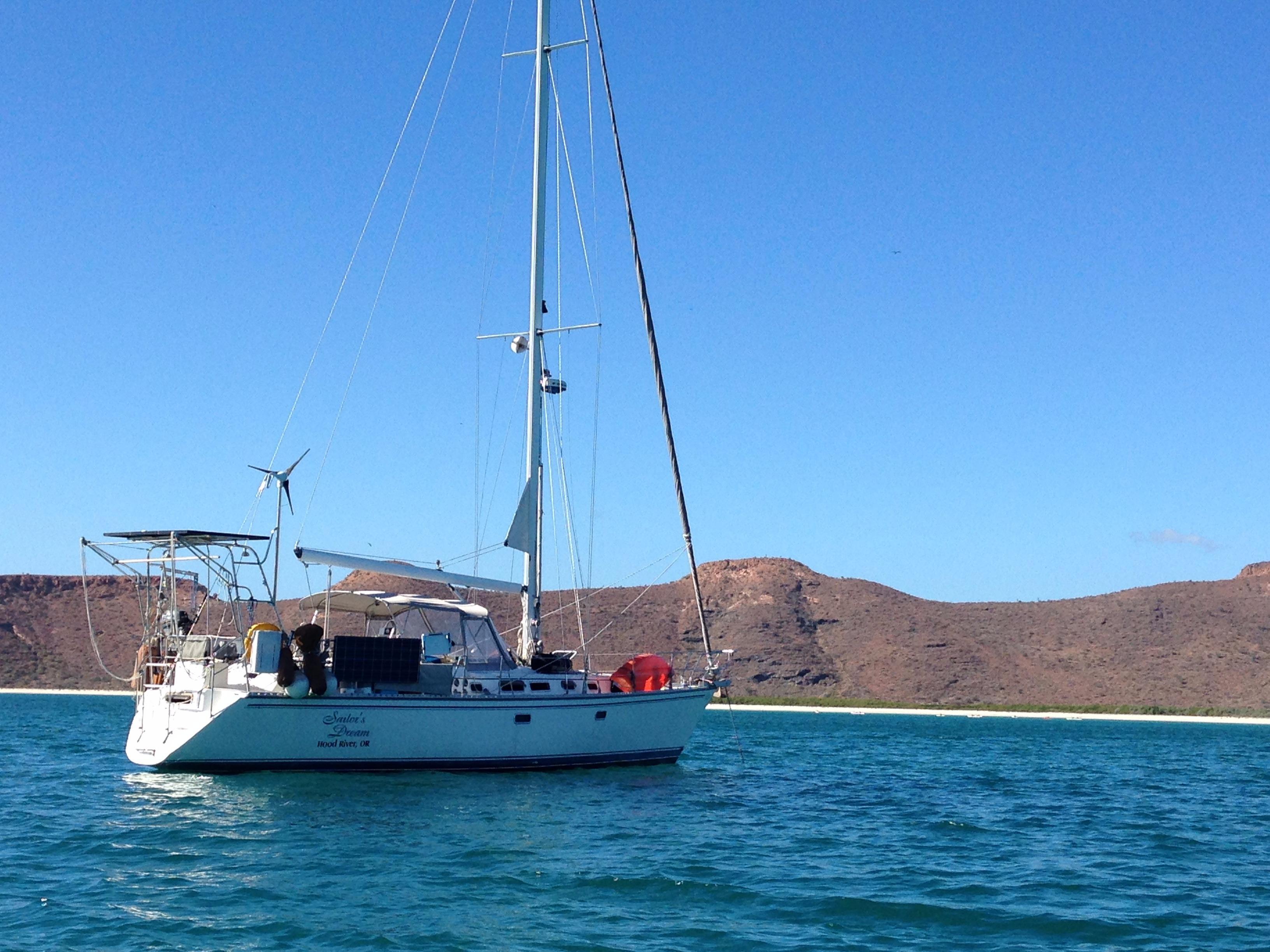 45' Catalina Morgan Center Cockpit+Boat for sale!