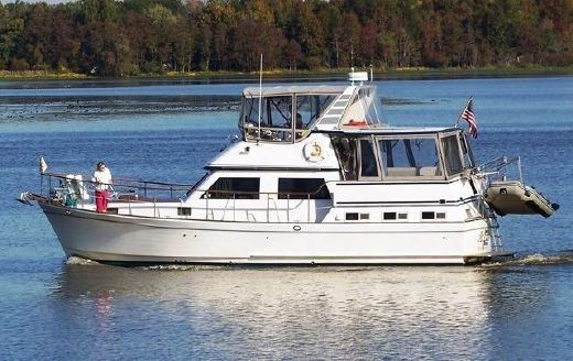 1984 Bestway 43 Trawler