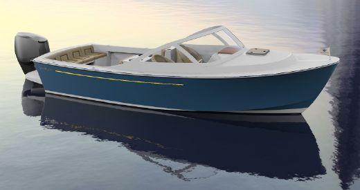 2016 Vanquish Boats Bristol Harbor 21 Cuddy