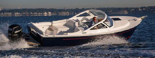 2018 Vanquish Boats Bristol Harbor 23 Cuddy