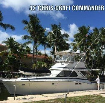 1989 Chris-Craft 42 Commander