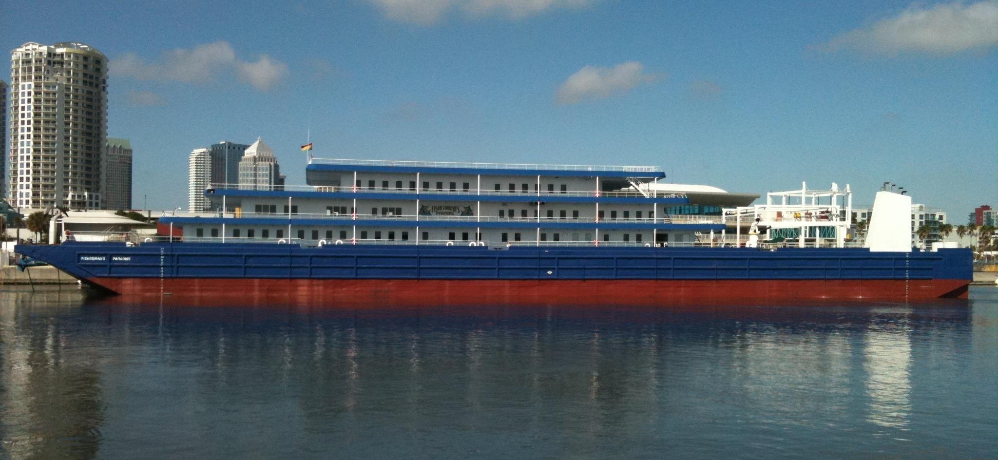 2009 floating boutique hotel barge moteur bateau vendre for Moteur hotel