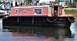 1992 Narrowboat Springer 23 Water Bug