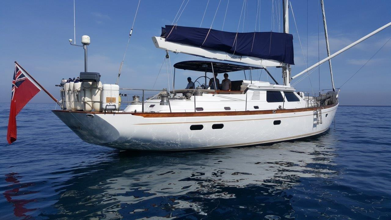 1997 Ron Holland Yacht 1997 Sail Boat For Sale - www.yachtworld.com