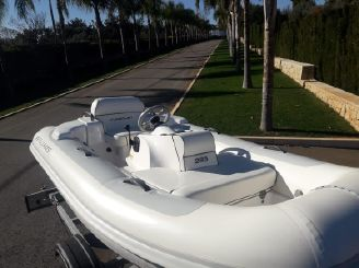 2011 Williams Jet Tenders Turbojet 285