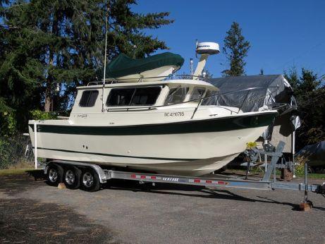 1996 Seasport Navigator 2700