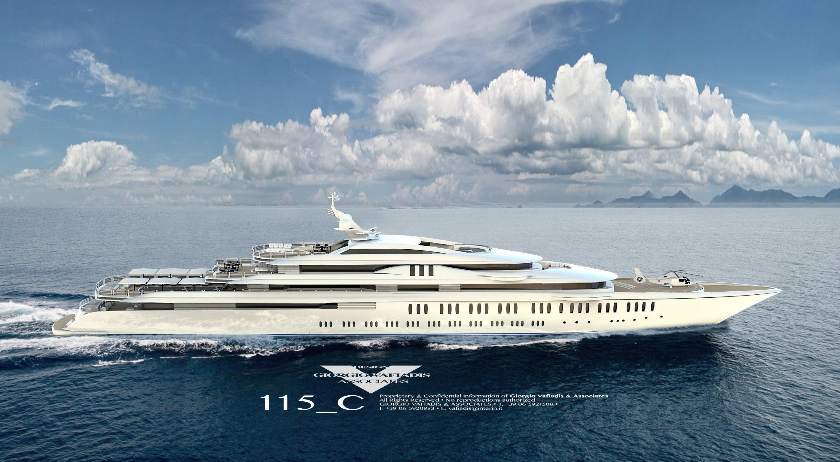 2019 Custom 115m Custom Power Boat For Sale Www