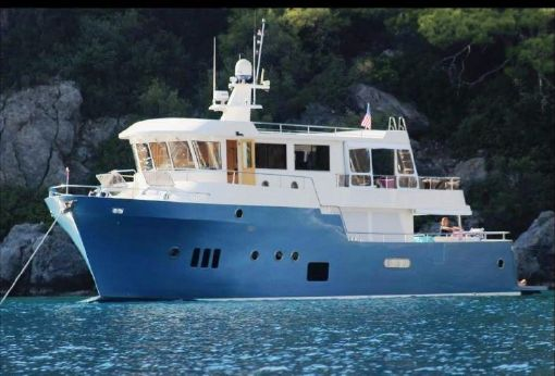 2012 Custom Trawler