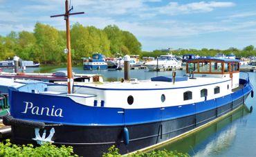 2013 Piper 60' Dutch Barge