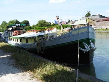 1930 Luxemotor Dutch  Barge