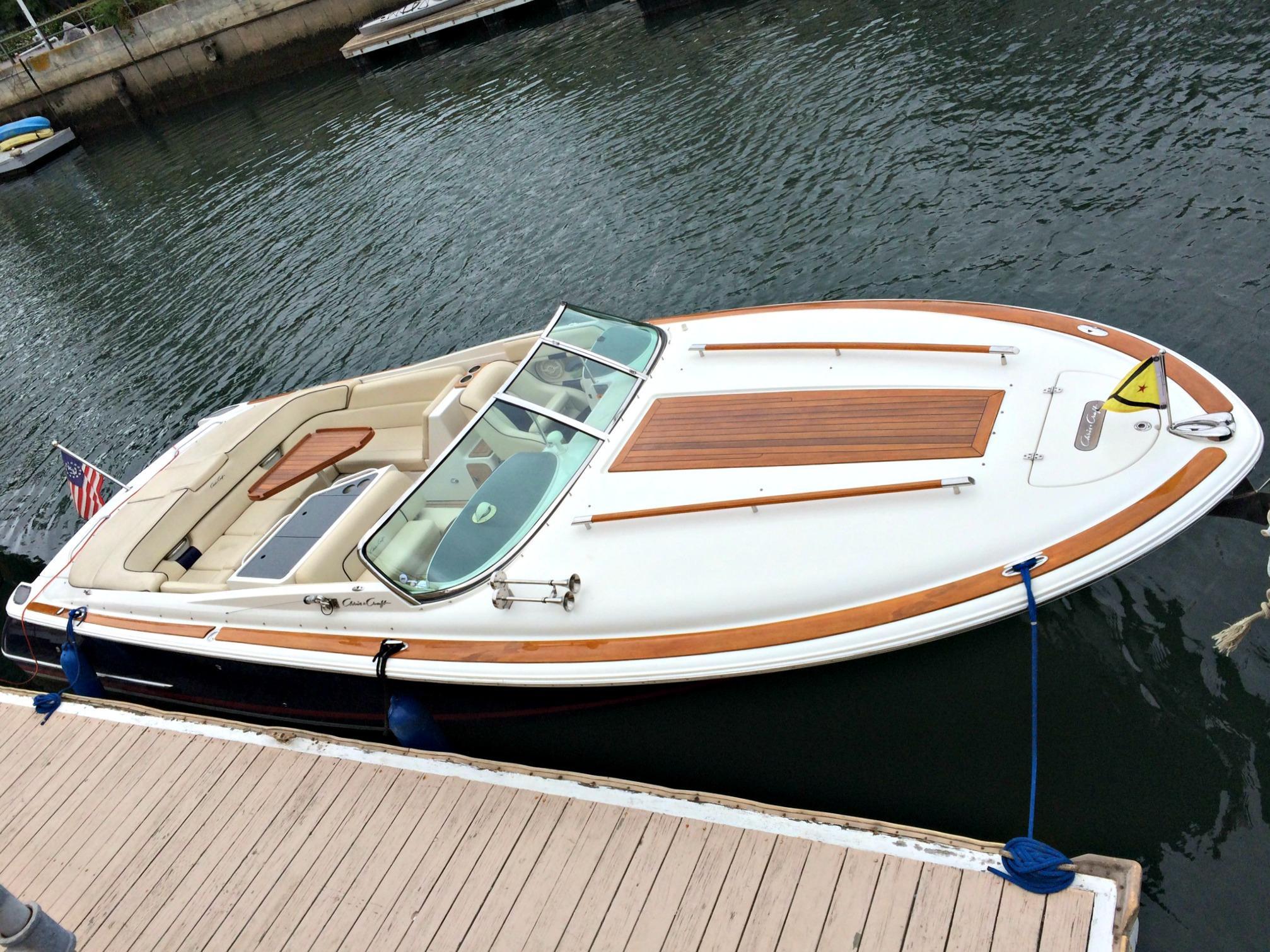 28 ft 2005 chris-craft corsair 28