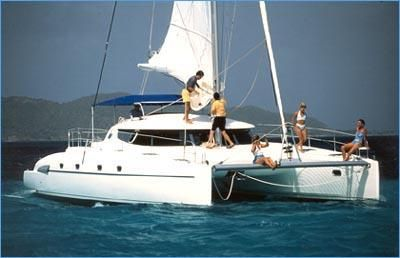 2003 Sunsail Fountaine Pajot Bahia 46