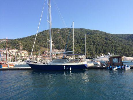 2005 Tuzla Shipyard Custom Sailing Yacht