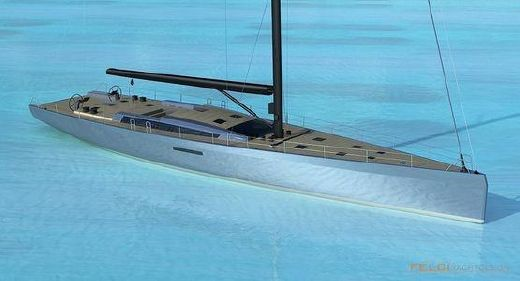 2017 Everybody's Flagship Performance Yacht - The Ice 100
