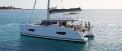 2020 Fountaine Pajot Lucia