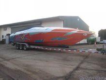 2001 Baja 38 Special performance DIESEL!!