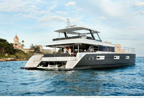 2017 Lagoon 630 MY Owner version 4 cabins