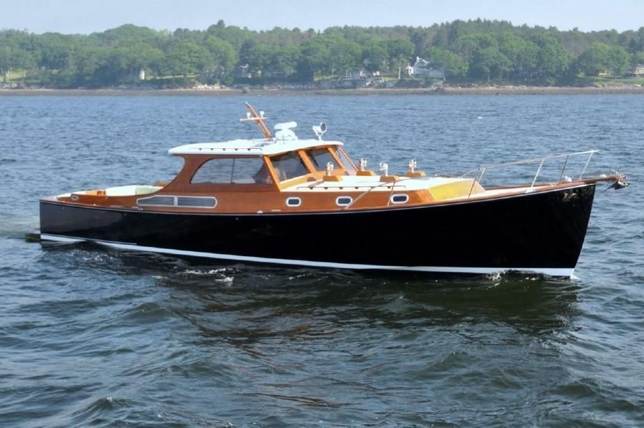 2002 CH Marine Shelter Island 50 Power Boat For Sale - www