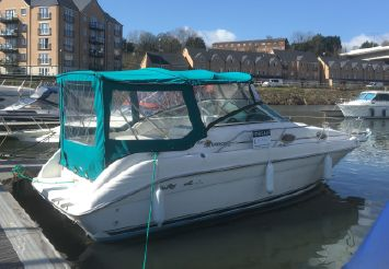 1996 Sea Ray Sundancer 250