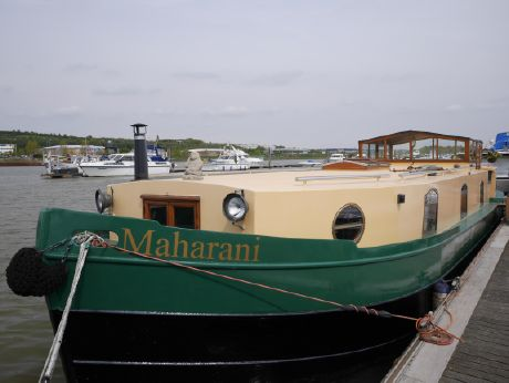 2002 Replica Dutch Barge 48