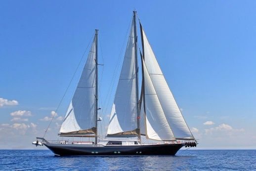 2016 Vos Marine STEEL KETCH 40 meters