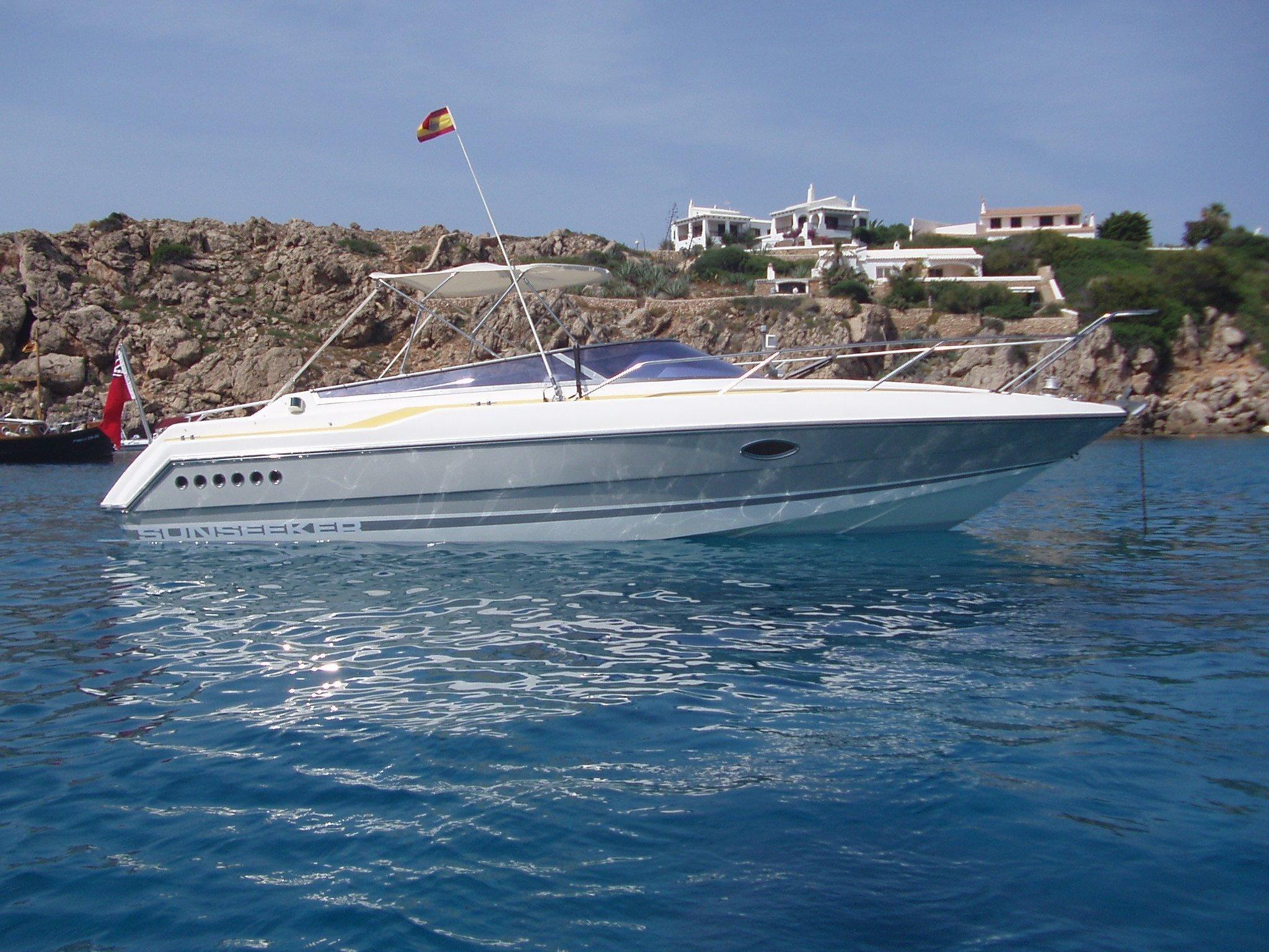 Volvo Of Clearwater >> 1989 Sunseeker Hawk 27 Power Boat For Sale - www ...