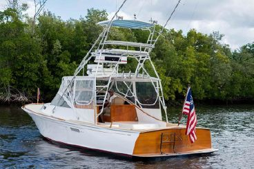 thumbnail photo 1: 1991 Hodgdon Yachts 33