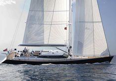 2011 82' Alia Yachts Warwick 82 Lk Performance Sloop