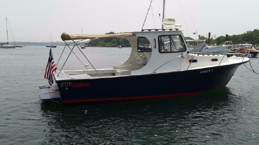 2005 Eastern Boats Downeast Hardtop