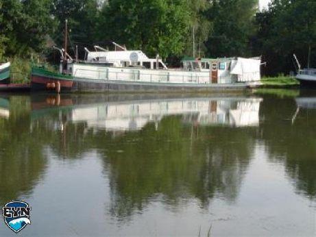 1924 Woonboot 23 meter
