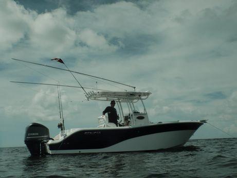 2013 Sea Fox 256