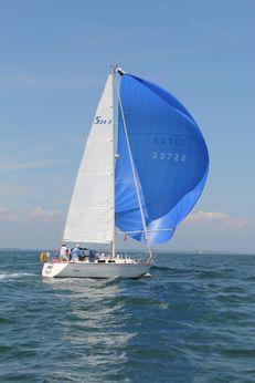 1989 Sabre Sloop (keel / centerboard)